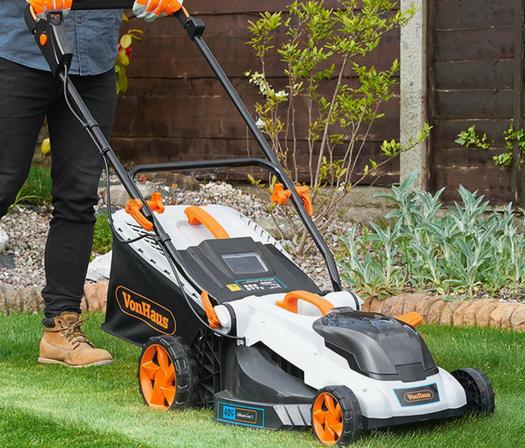 VonHaus 40V Max 16 Inch Cordless Lawn Mower