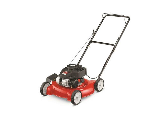Yard Machines 140cc 20 Inch Push Mower