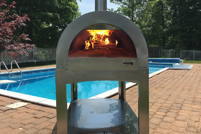 ilFornino Basic Wood Fired Pizza Oven
